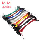 20cm DIY Electronic Kit 2.54mm Breadboard Dupont Cable Connector Jumper Wire