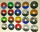 NINTENDO GAMECUBE  LOT- DISC ONLY - PICK & CHOOSE -TESTED - EACH GAME PRICED