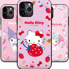 Hello Kitty Friends Circle Happiness Magnetic Case Galaxy S20 S20 Plus S20 Ultra