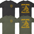 NEW SPECIAL FORCES UNDERWATER OPERATIONS SFUWO COMBAT DIVER T shirt