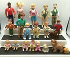 You Choose Fisher Price Loving Family Dollhouse People Figures Mom Dad Baby Girl