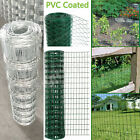 Chicken Wire PVC Coated / Galvanised 25 & 50mm Hole Size |10mm 25mm 50mm Lengths