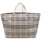 Burberry London Tote Bag  Beiges Nylon 1716057