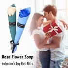 Artificial Soap Rose Flower Bath Petal Wedding Party Valentines Day Gifts