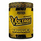 Oatein Succeed Voltage Pre Workout Extreme Energy 30 Servings