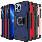 For Samsung Galaxy A12,A02S Case,Shockproof Rugged Armor Dual Layer Phone Cover