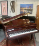 More images of Gebr Neindorf baby grand walnut case   BelfastPianos  free Delivery
