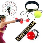 Fight Ball Head Band Reflex Speed MMA Training Boxing Punch Exercise Balls Sets