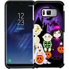 Samsung Galaxy S5 S6 S7 Edge Active S8 S9 Plus Note Case Phone Cover Halloween