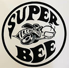 DODGE Super Bee DECALS COLORS 5.5 Inch  for sale