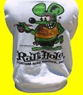Rat's Hole Ash Sweatshirt World Famous BDR Logo