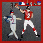 MLB ATLANTA BRAVES JONES & NFL FALCONS RYAN OR VICK FIGURES CEILING FAN PULLS on Ebay