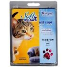 Soft Claws Nail Caps for Cats and Kitten  - choose size color