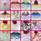 1000 Diamond Confetti 4.5mm Wedding Party Table Decor