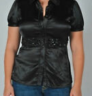 Button Down Top by Toi Et Moi