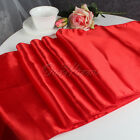 10x Satin Table Runners 12