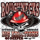 American  ROUGHNECKS OFFSHORE FREE Shipping 50/50 Gildan/Jerzees T SHIRT