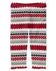 GYMBOREE PENGUIN CHALET FAIR ISLE STRIPED LEGGINGS 6 12 18 24 2T 3T 4T 5T NWT