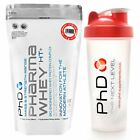 PHD Pharma Whey Protein 908g / 2lb - All Flavours