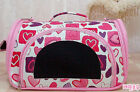 Small dog/pet Full Spread Shoulder Travel Carrier sz M