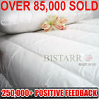 HOLLOWFIBRE DUVET  SINGLE DOUBLE KING SIZE 4.5, 10.5, 13.5, 15 TOG QUILT BEDDING