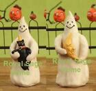 Halloween White Friendly Ghost Table Figure