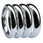 950 Platinum Wedding Rings Court Comfort X Heavy 2mm 3mm 4mm 5mm 6mm UK HM Bands