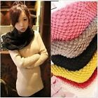 MULTICOLORS WOMEN'S KNIT WINTER CORN SCARVE/NECK WARMER