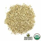 Organic Marshmallow Root, c/s Althaea officinalis