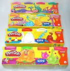 Play Doh Playdoh Pack of 4 x 130g Tubs -Various Colours- BNIP