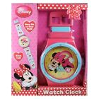Minnie Mouse OFFICIAL Large Wall Watch Clock 92cm Tall - DISNEY GIFTS -
