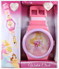 Princess OFFICIAL Large Wall Watch Clock 92cm Tall - DISNEY GIFTS -