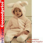 Warm Fancy Baby Infant Jumpsuit Body Suit Costume Sheep Rabbit (With Size Guide)