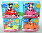 Disney Mickey Mouse Clubhouse Figure and Car Set - Assorted - Brand New & Sealed
