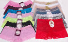 wholesale lots multi style romantic lace underwear boyshort panties