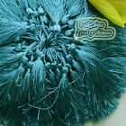 Teal 12cm Tassel Craft Sewing Curtains Trimming Embellishment T16