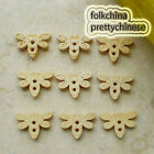 Dragon Fly 15mm Wood Buttons Sewing Scrapbooking Craft NCB041
