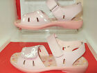 "RICOSTA ""Kirsten"" Girls Pink Leather Sandal Size EU 36, 37"