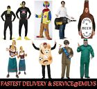 Mens STAG Night Fancy Dress Costumes HUMOROUS