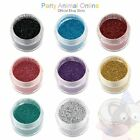 Rainbow Dust HOLOGRAM range NON-TOXIC GLITTER Cake Decorating Sugarcraft Sparkle
