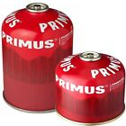 Primus Power Gas Cylinder Cartridges - 100g, 230g & 450g