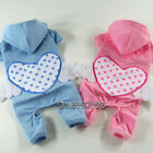 Dog&Cat All-in-One Suits Angel Wings Jumpsuits_G305