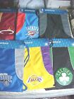 BACKSACK NBA WITH BLACK CORDS ON EACH SIDE. CHOOSE YOUR TEAM ON SALE
