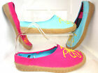"Killah By Miss Sixty Canvas Beach Shoes ""TUSI"" UK 4"