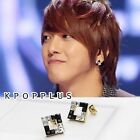 CNBLUE YONGHWA - Frame Square Earring #CN44