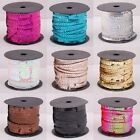 1 Roll 100 Yard Sexy Shiny Sequin Paillette Cord Rope Craft DIY 6mm
