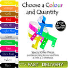 Vinyl Wristbands ID Security Bands FREE P&P Various QTY & Coloured Wristbands