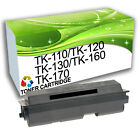 Black Toner Cartridge Replace for Kyoceta TK110 TK120 TK160 TK170 TK130
