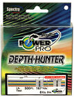Power Pro Depth-Hunter Metered 1000Ft! CHOOSE SIZE!