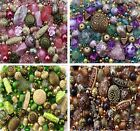 Large Pack Of Mixed Jewellery Making Beads 80g